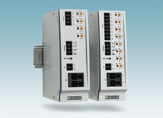 Phoenix Contact introduces circuit breaker multi-channel for hazardous locations