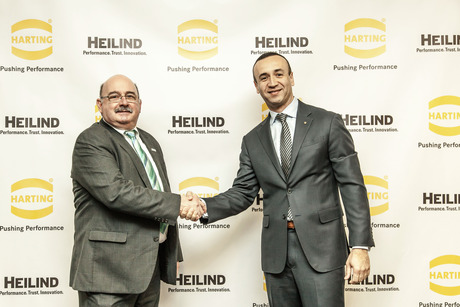 HARTING announces partnership with Heilind Electronics