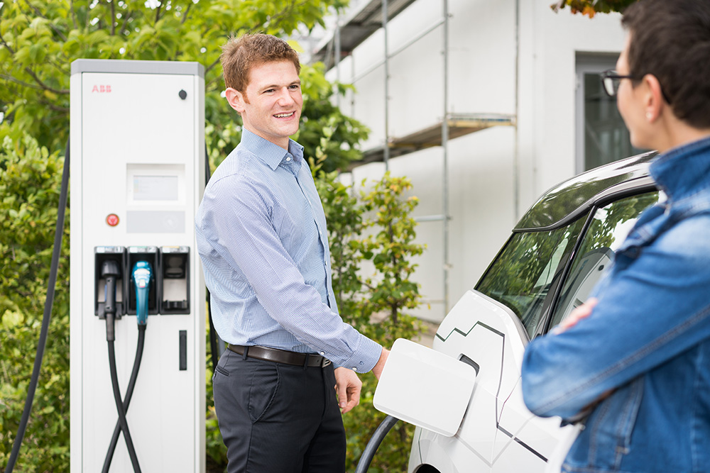 ABB helps German energy supplier enhance fast charging solutions