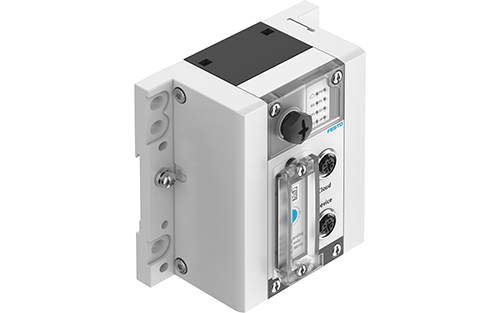 Festo Valve Terminal Offers Plug and Play Safety