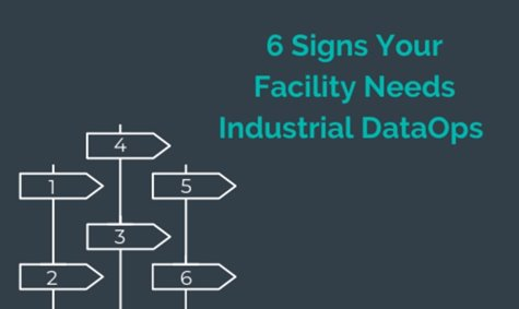 6 Signs Your Facility Needs Industrial DataOps