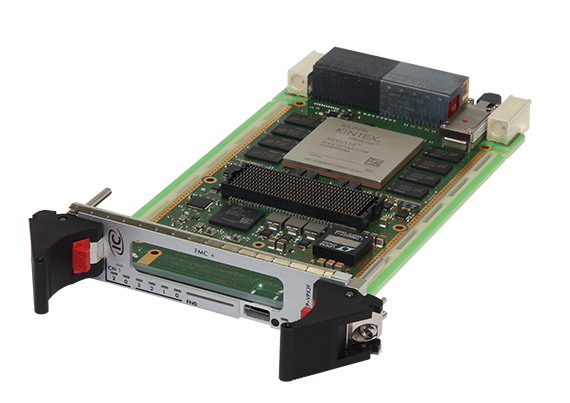 Interface Concept announces IC-FEP-VPX3f board