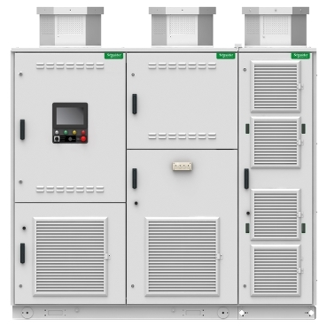 Schneider Electric releases  Altivar Process 6000 (ATV6000) medium voltage service-oriented drive