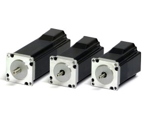 JVL announces MIS23 QuickStep NEMA23 stepper motors