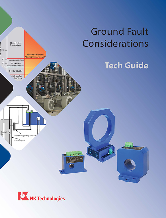 NK Technologies releases Ground Fault Considerations Tech Guide