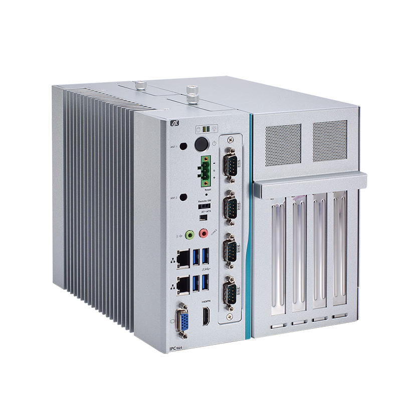 Axiomtek introduces the IPC964-512-FL industrial PC
