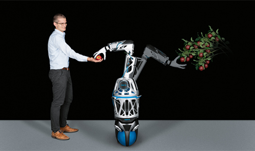 Festo introduces BionicMobileAssistant robotic hand