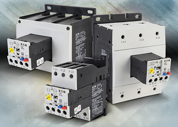 AutomationDirect announces Eaton XT series self-powered electronic overload relays