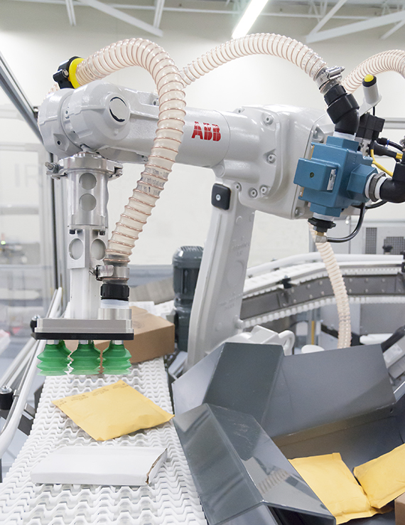ABB to feature robotic and motion technologies at Pack Expo 2017