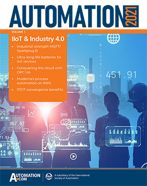 AUTOMATION 2021: IIoT & Industry 4.0