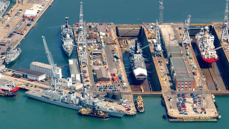 ABB to help UK dockyard enhance green energy options