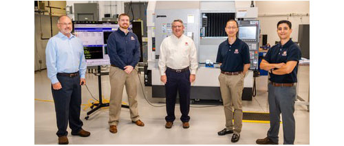 Interdisciplinary Center for Advanced Manufacturing Wins $4.26 Million DOD Award