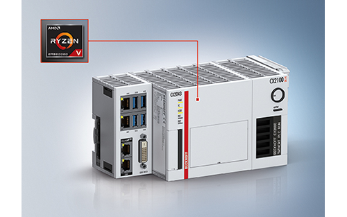 Beckhoff CX20x3 Incorporates AMD Processors into Successful Embedded PC Series