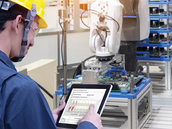 Improving Manufacturing with Predictive Analytics