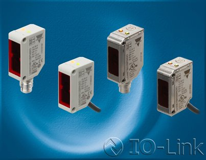 CARLO GAVAZZI announces LD30 series of photoelectric laser sensors with integrated IO-Link