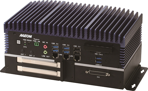 AAEON releases BOXER-6839 embedded PC
