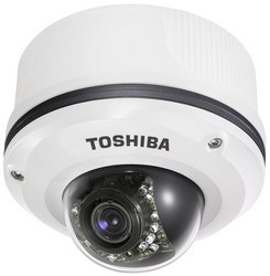 Toshiba releases IK-WR12A dome camera