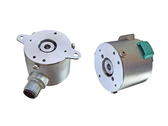 POSITAL introduces absolute multi-turn kit encoders for stepper motors