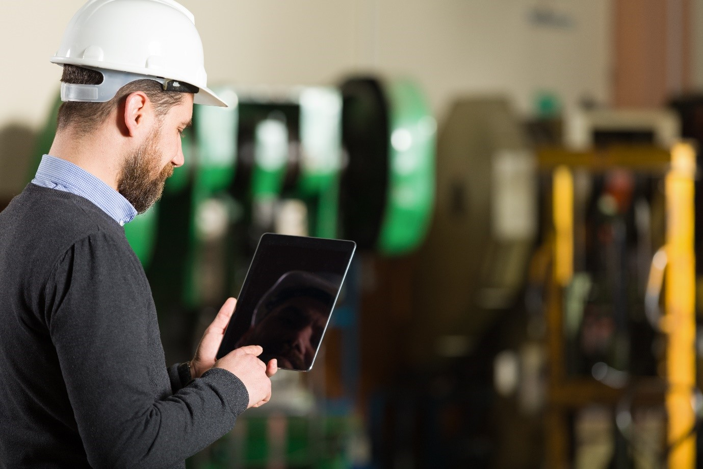 Augmented Reality in the Manufacturing Space