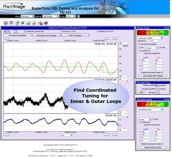 ExperTune allows Cascade Loop tuning from a Web Browser