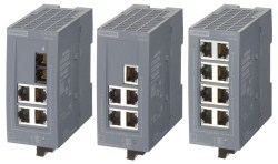 Siemens introduces Scalance XB unmanaged switches