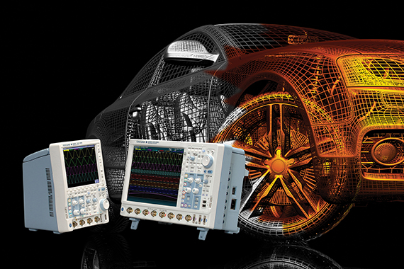 Yokogawa announces addition of CXPI Automotive Serial Bus Interface to DLM series of oscilloscopes