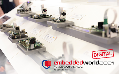 Basler at Embedded World 2021 DIGITAL: New Solution Approaches and Expanded Portfolio