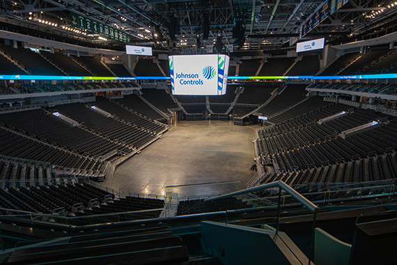 Inside the Integration at Milwaukee's New Fiserv Forum Sports & Entertainment Complex