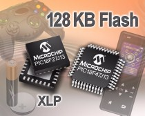 Microchip Technology announces PIC18F47J13 Microcontroller