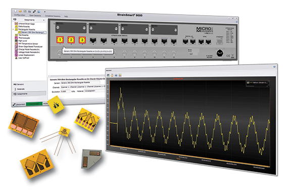 Vishay Precision Group releases StrainSmart 9000 dynamic data acquisition software