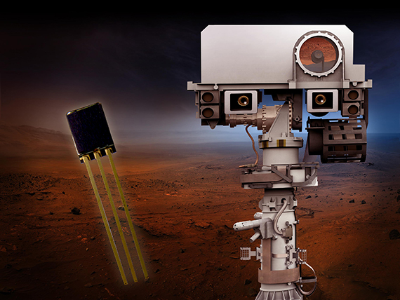 TT Electronics announces participation in NASA mission to Mars