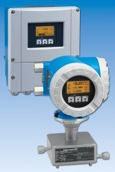Endress+Hauser Announces Cubemass Coriolis Flowmeter for OEMs