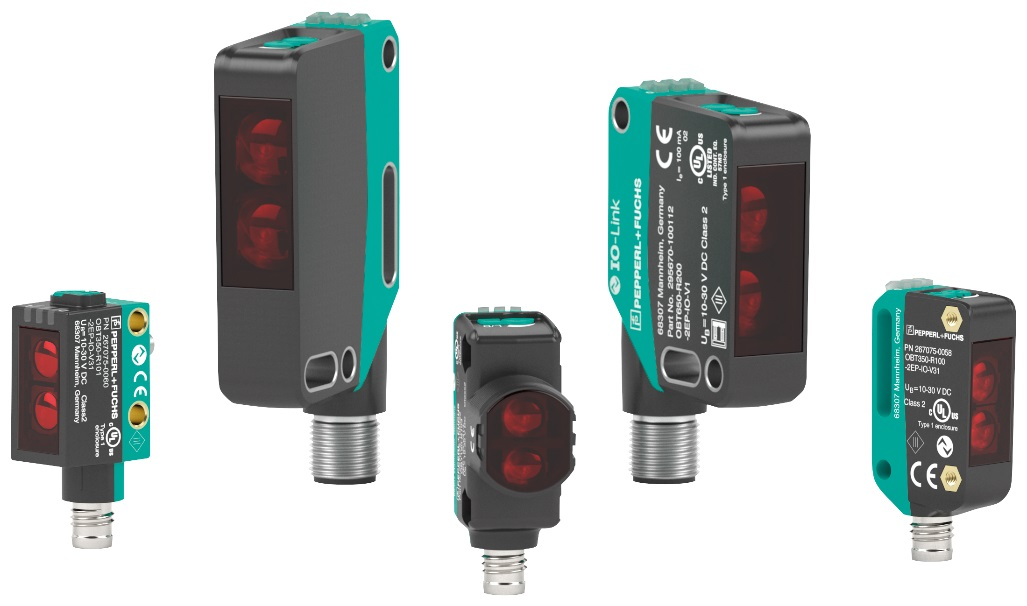 Pepperl+Fuchs announces R200 and R201 photoelectric sensors