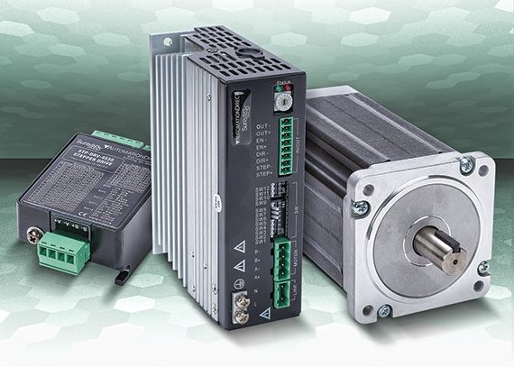 AutomationDirect announces High Bus Voltage (AC Input) stepper drives and motors