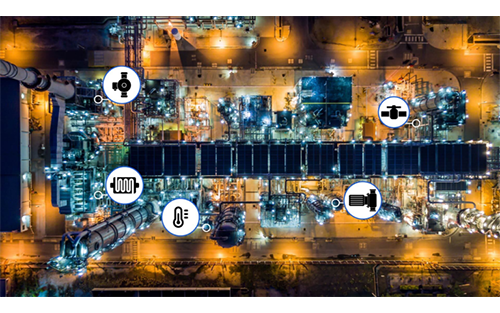 Preventive and Predictive Maintenance in the Processing Industries Through Data Orchestration Analytics