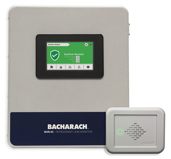 Bacharach introduces MVR-SC controller