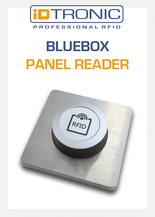iDTRONIC introduces BLUEBOX RFID Panel Reader