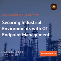 Webinar: Securing Industrial Environments with OT Endpoint Management