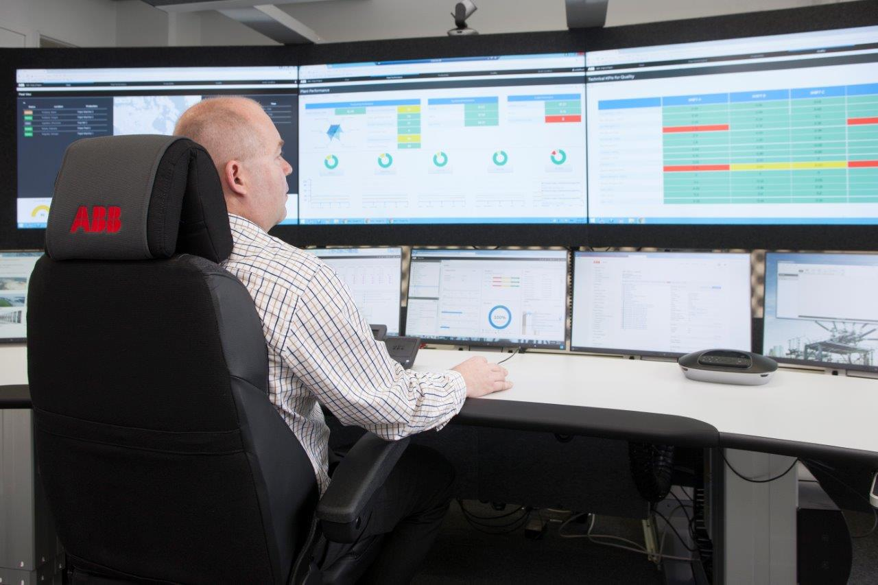 ABB announces opening of Collaborative Operations Center in Helsinki, Finland
