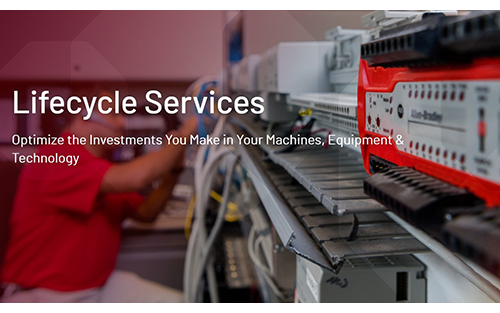 Rockwell Automation Unleashes New Possibilities for Industrial Companies with LifecycleIQ Services