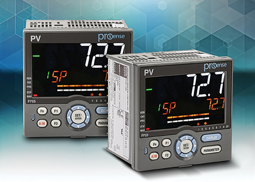 AutomationDirect announces ProSense PPC5 series advanced process controllers