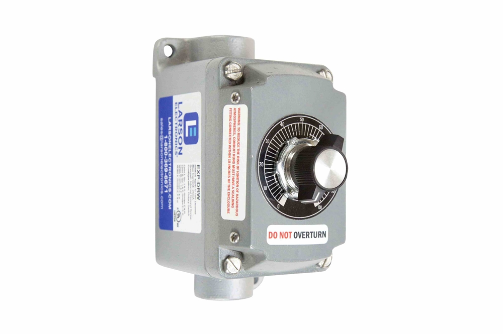 Larson Electronics releases EXP-MS-N4X-AT-HV-12.4-15M explosion proof motion sensor
