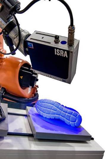 ISRA VISION introduces IntelliPICK3D sensor system