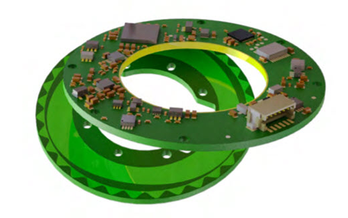 Netzer Introduces VLX-60 Two-Plate Ring Absolute Encoder for Harsh Environments