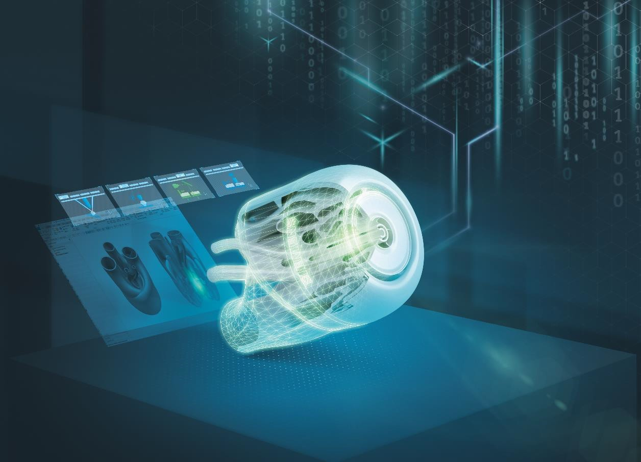 Siemens announces Simcenter 3D Additive Manufacturing Build Process Simulation software solution