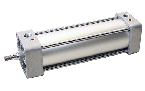Emerson's New Aluminum Cylinder Boosts Machine Speeds and Cuts Downtime