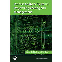 ISA publishes new book: Process Analyzer Systems Project Engineering and Management