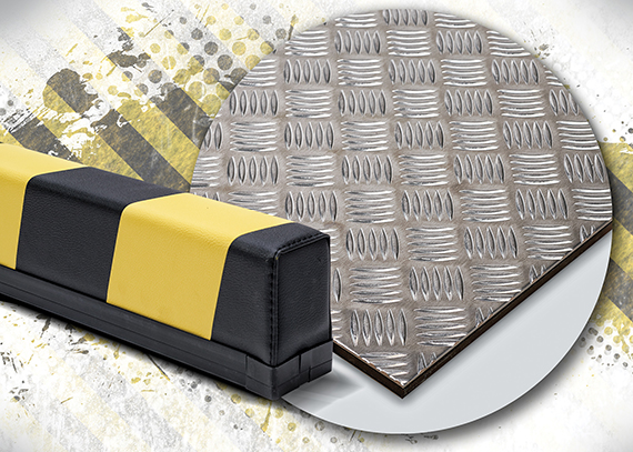 AutomationDirect announces ASO Safety Solutions safety mats, edges and bumpers