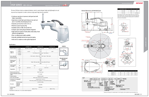 DENSO announces publication of latest product catalog