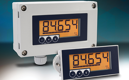 AutomationDirect Presents Field and Mount Loop-powered 4 to 20mA Process Displays
